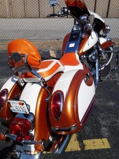 orange-white-bike